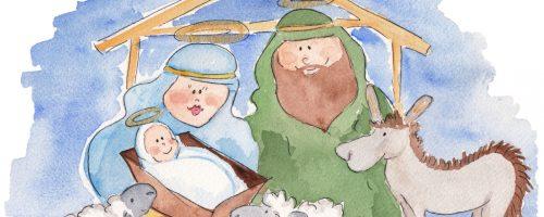 Lettera all'asino della stalla di Betlemme
