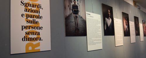 Le storie e i volti dei senza fissa dimora di Rovigo in mostra alla Pescheria Nuova